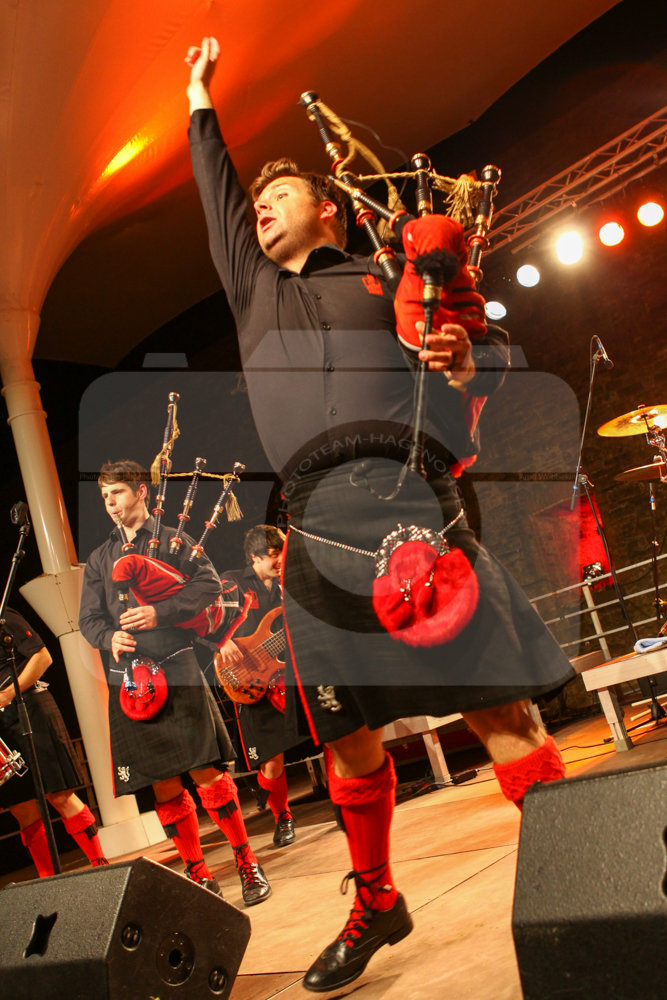 Red Hot Chilli Pipers 2011 Bad Pyrmont