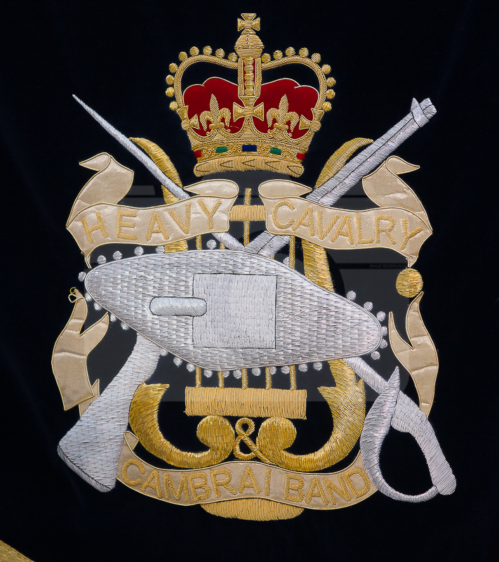 BAND OF ROYAL ARMOURED CORPS C-2672