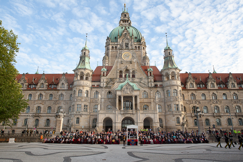 Queens Birthday Hannover C-8248