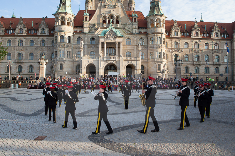 Queens Birthday Hannover C-8288