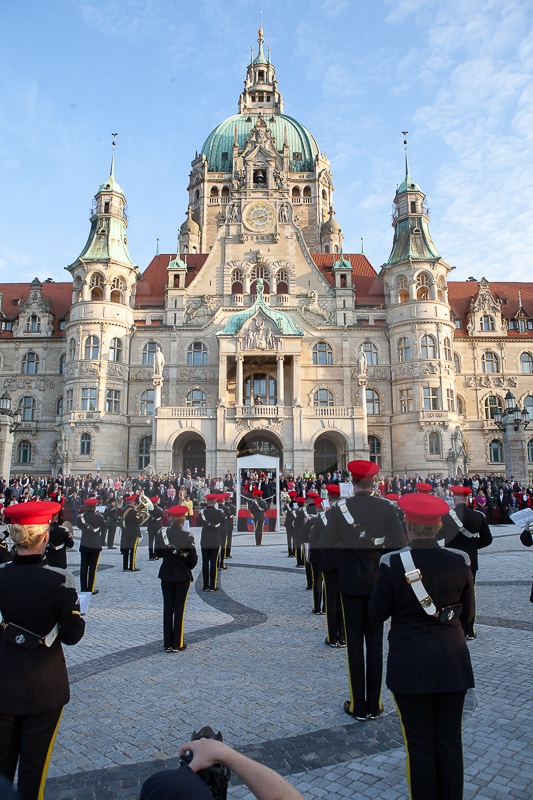 Queens Birthday Hannover C-8349