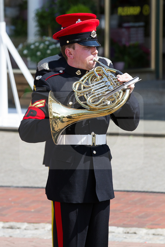 The Band of the Royal Armoured Corps