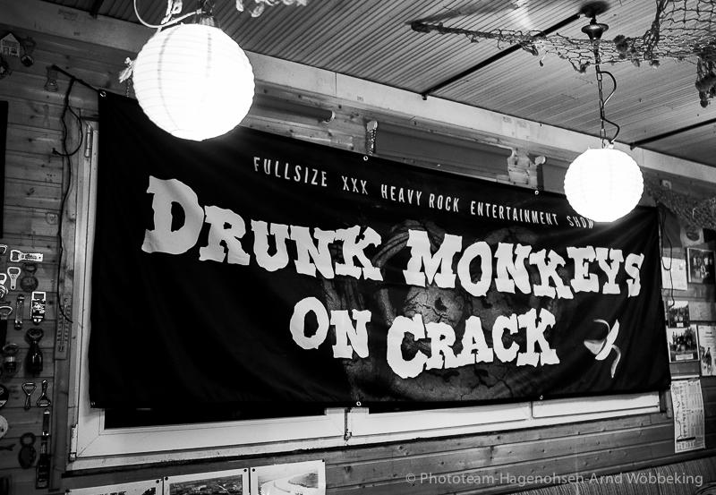 DRUNK MONKEYS ON CRACK auf der TASK (2 von 83)
