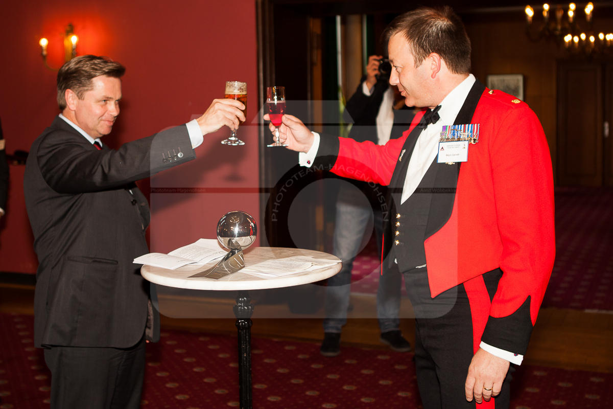 1st Signal Regiment Cocktail Party