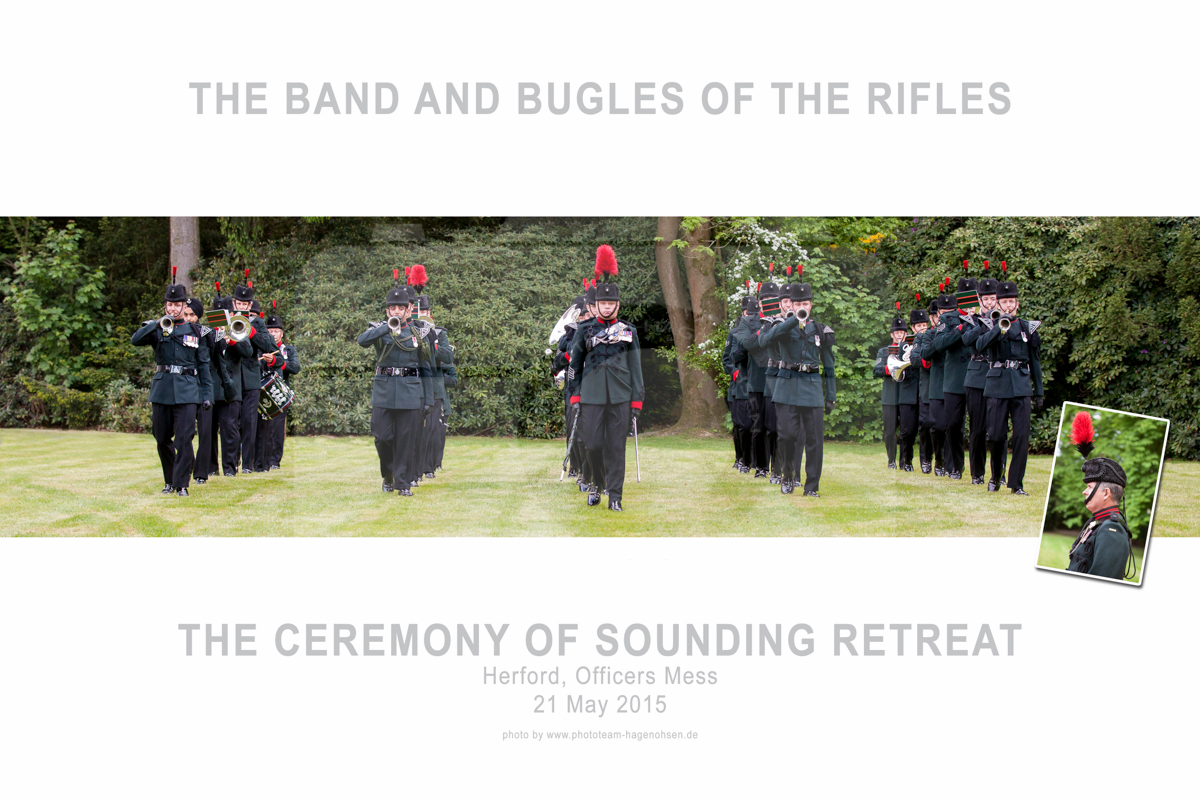 The Band and Bugles of the Rifles_withoutinsignia