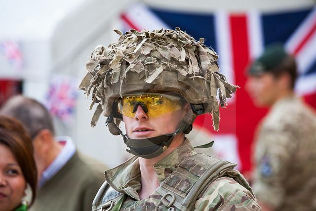 Jahresempfang der britischen Streitkraefte-6018