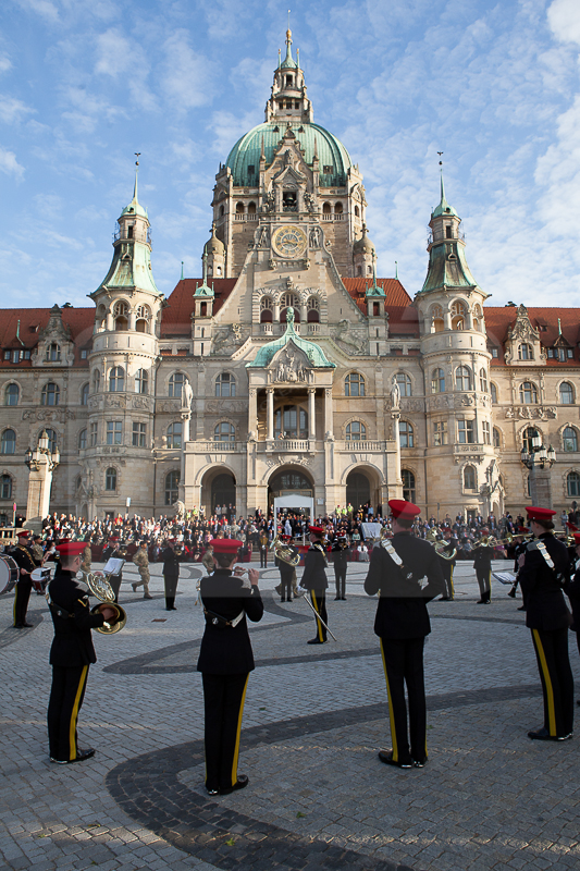 Queens Birthday Hannover C-8270