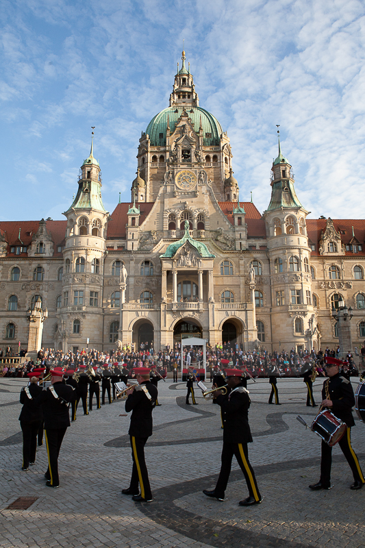 Queens Birthday Hannover C-8286