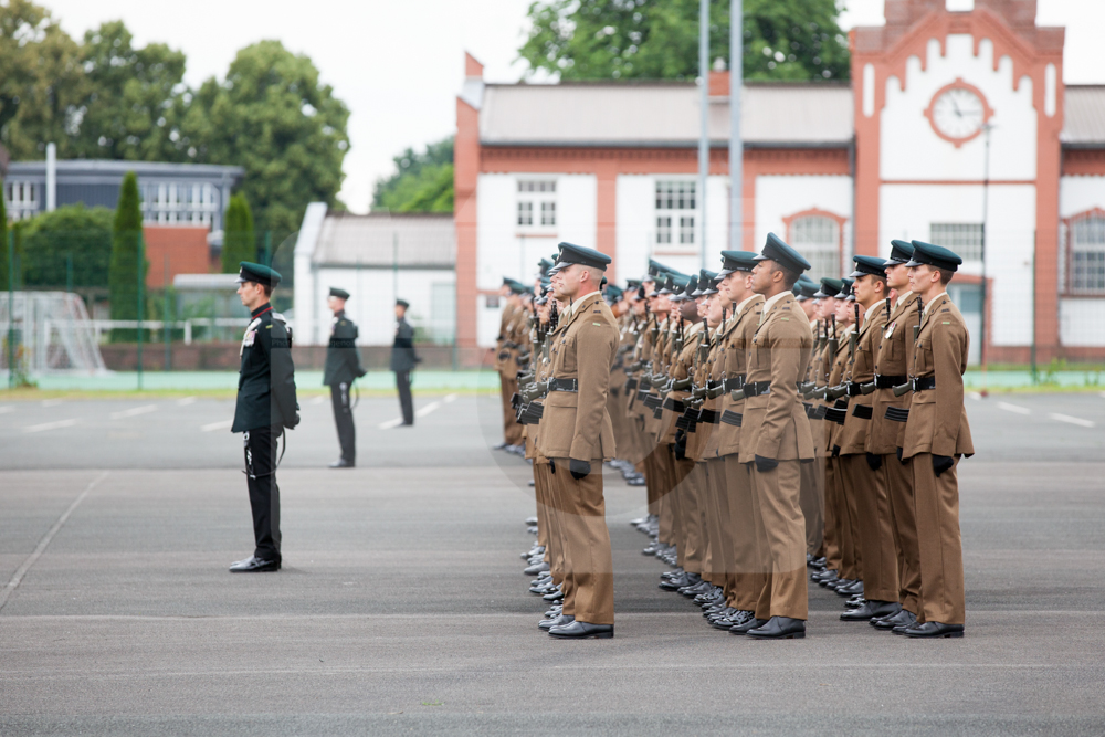 2016_07_01 Farewell 5th Rifles - 111426