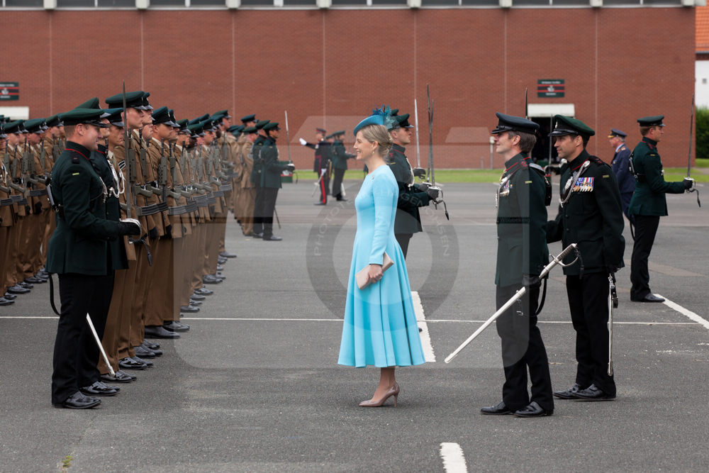 2016_07_01 Farewell 5th Rifles - 113443