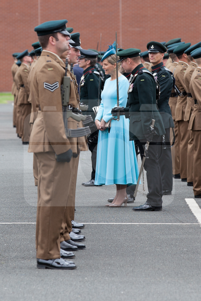 2016_07_01 Farewell 5th Rifles - 114250