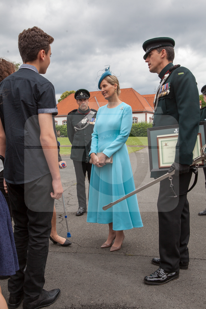 2016_07_01 Farewell 5th Rifles - 124443