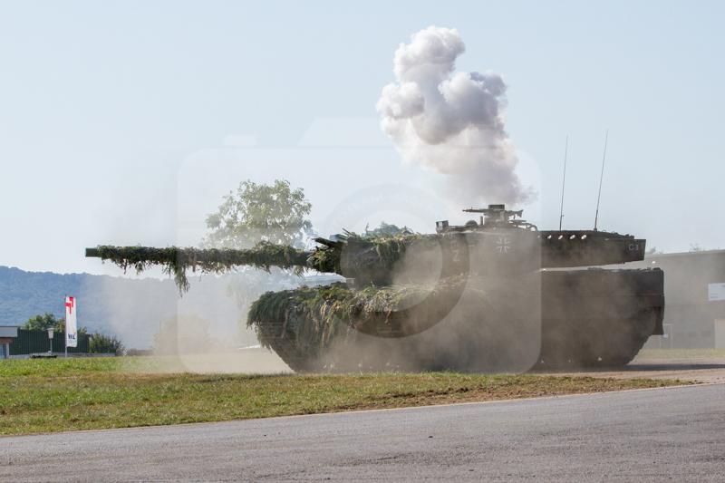 Panzerpionierbataillon 130 Minden - Kampf über Gewaesser