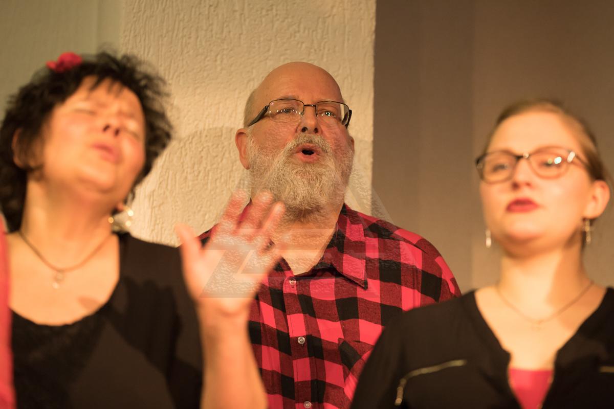 Salt'n'Light am 27.01.2018 - Christgemeinde Hameln