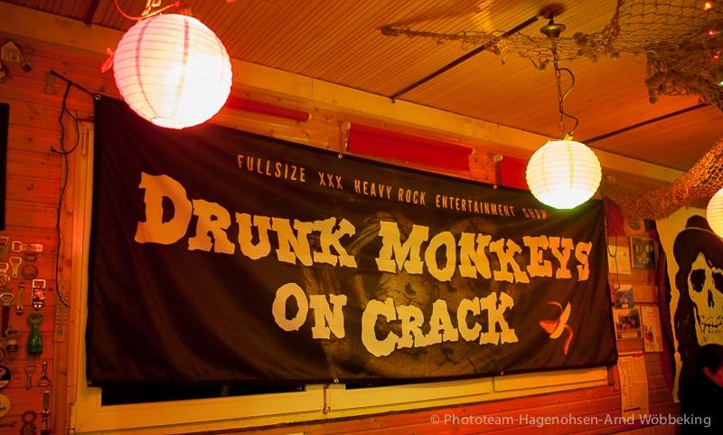 DRUNK MONKEYS ON CRACK auf der TASK (1 von 83)