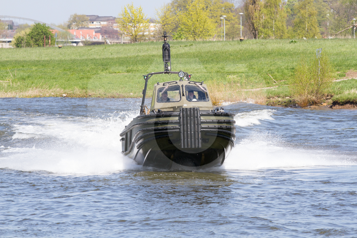 """Black Horse"" Squadron – Special: COMBAT SUPPORT BOAT"