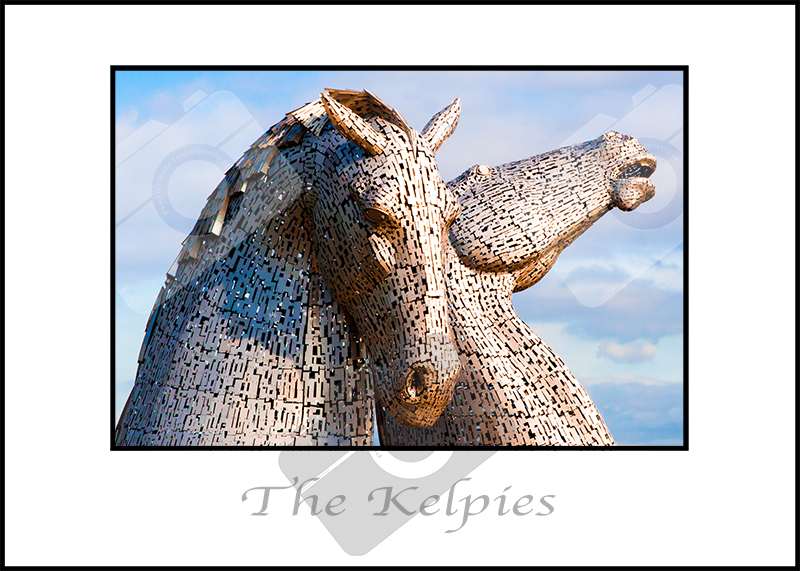 Faszination Schottland – THE KELPIES – Wassergeister gleich Kunst