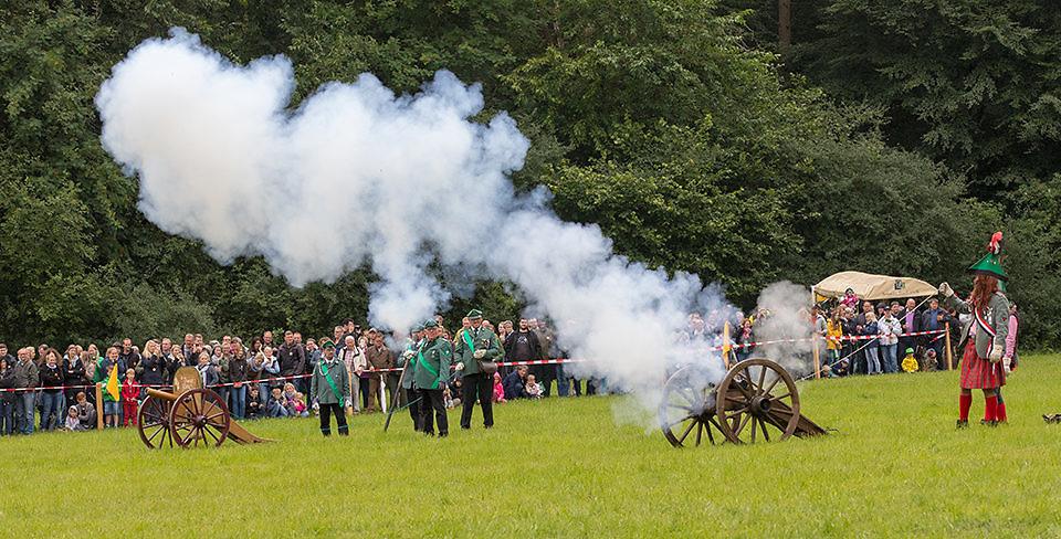24.06.2018-Hemeringer Schützenfest – Die Schlacht am Hemeringer Berg