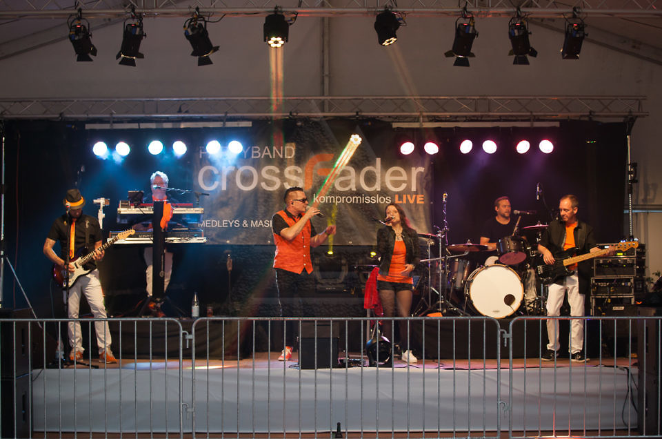 30.06.2018 – It's Party time mit CROSS FADER in Sachsenhagen