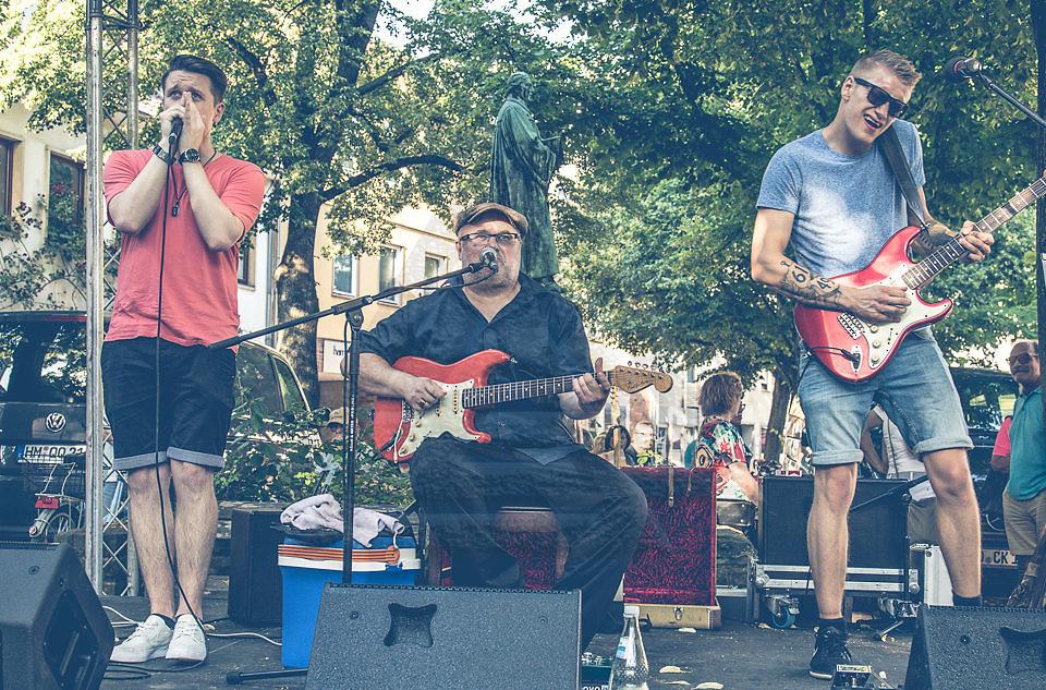 Schlägermusik Hameln Pt.5 – Chris Kramer and Beatbox 'n' Blues