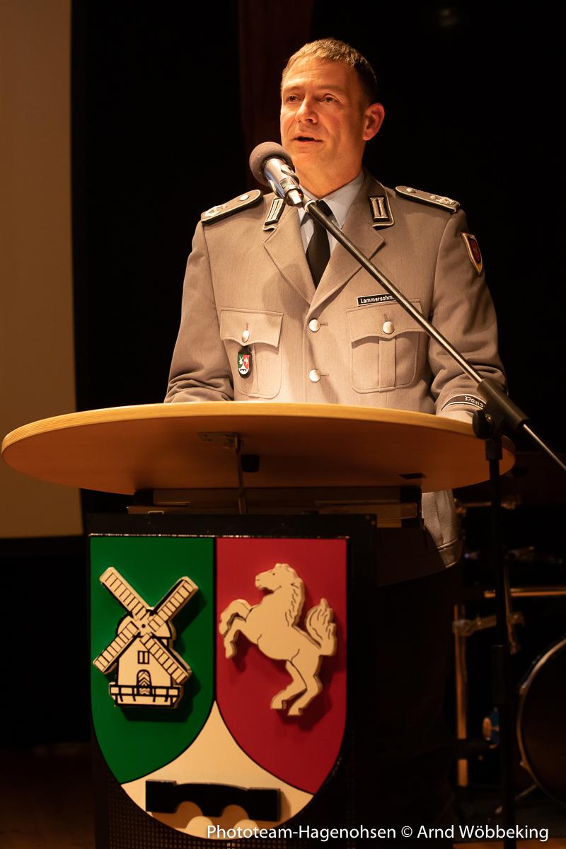 Oberstleutnant Helge Lammerschmidt