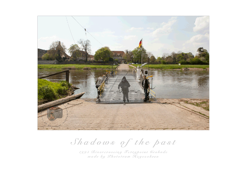 SHADOWS OF THE PAST – SCHATTEN DER VERGANGENHEIT