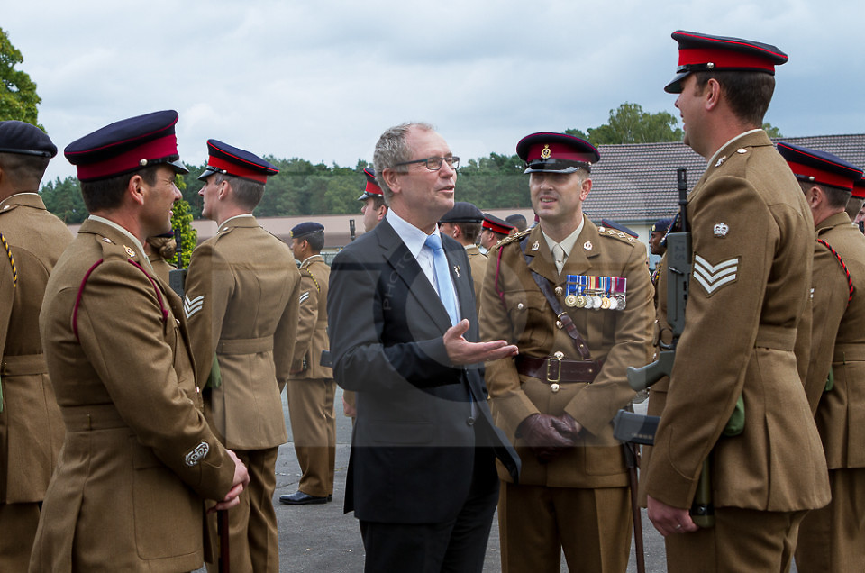 19.09.2015 1st Armoured Medical Regiment – Parade & Families Day
