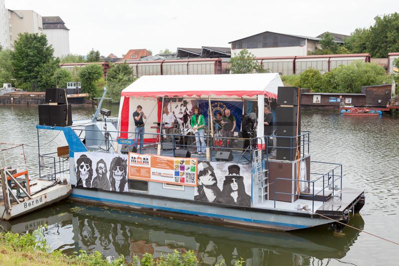 27.06.2015 Hafenfest in Hameln