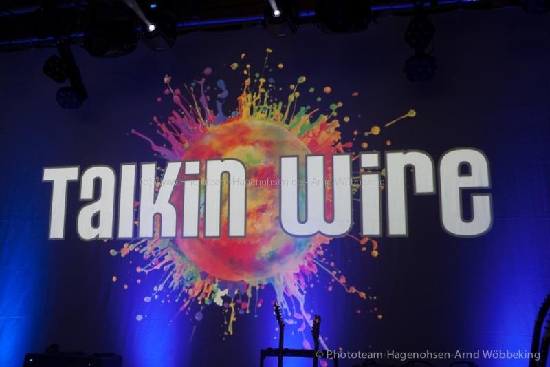 NEW YEARS ROCK – Hajen – Talkin Wire