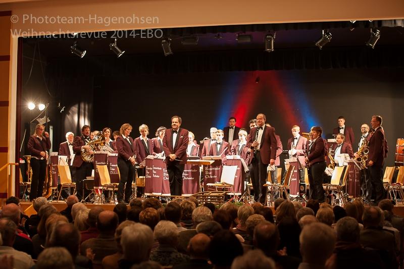 Weihnachtsrevue des Emmerthaler Blasorchesters