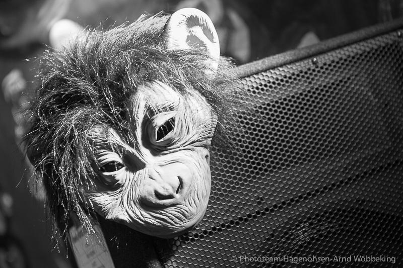 Drunk Monkeys on Crack……… auf der Task